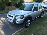 2005 LAND ROVER FREELANDER TD4 SPORT AUTO (FSH + NEW MOT) TOW PACK! UK DELIVERY?