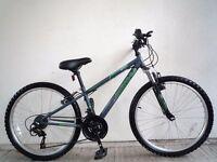 """(2146) 24"""" APOLLO BOYS GIRLS KIDS CHILD MOUNTAIN HARDTAIL BIKE BICYCLE Age: 8-12 Height 130-150 cm"""