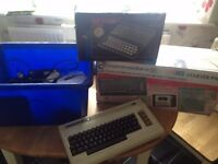 Sinclair zx81, Vic 20 and commodore 16