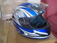 Gmac Motorbike Helmet.