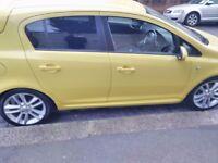 Vauxhall Corsa 16v SRi 2013 Model For Quick Sale