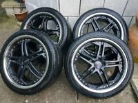 Finichi Firenze 19inch alloy wheels