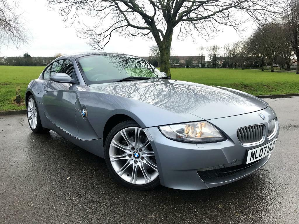 Bmw Z4 3 0 Si Sport Coupe Grey 2007 In Portsmouth