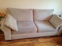 Next large Garda sofa beige