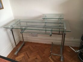 Beautiful John Lewis computer table in perfect condition ideal for home or office