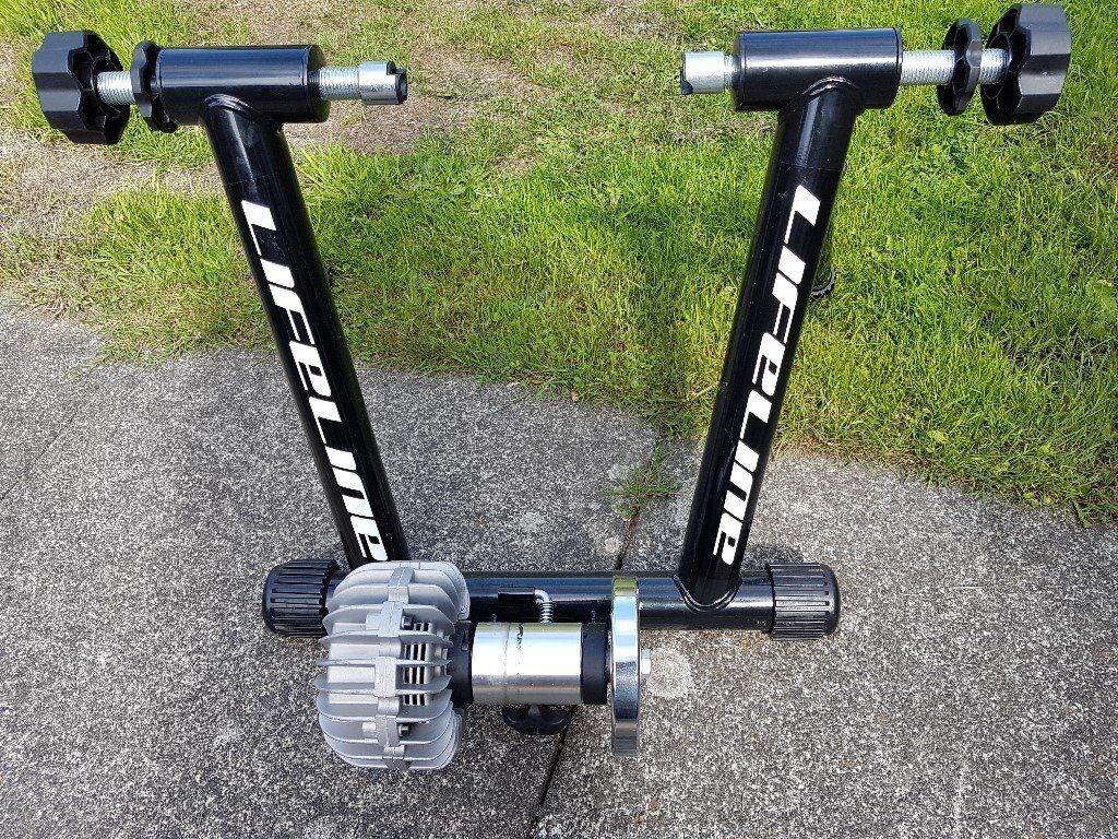 Cycle Trainer - Lifeline TT02 Fluid Trainer - £35.00   in Southampton ...