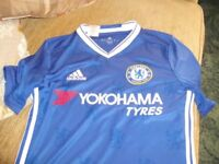 Adidas Chelsea Football Club Top (age 13 to 14 years) Perfect Condition