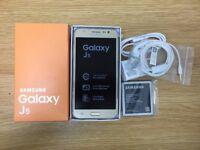 Brand New Samsung Galaxy J5 (4g) 8GB 13MP DUAL SIM 12 Months Warranty- Gold
