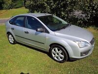 2006 FORD FOCUS 1.8 SPORT PETROL 6 STAMPS IN THE BOOK MOT JUNE 2017 2 KEYS DRIVES GOOD PX WELCOME