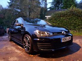 Volkswagen Golf 2.0 GTD 5Door 181BHP