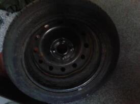 new wheel renault cleo