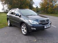 2007 07 LEXUS RX 350 3.5 LE AUTO 5 DOOR 4X4 CALL 07791629657