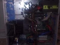 Desktop PC for sale with Nvidia Geforce GTX 750 TX