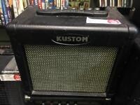 Kustom KGA 10 FX guitar Amplifier Amp