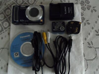 Panasonic Lumix DMC-TZ5 Compact Camera