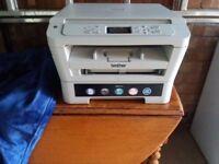 Brother laser printer/scanner/copier