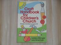 """""""Craft Handbook for Children´s Church"""" in Englisch Rheinland-Pfalz - Mainz Vorschau"""