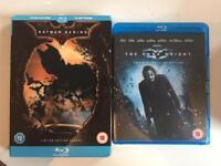 Batman Begins Limited Edition & The Dark Knight