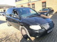 CHRYSLER VOYAGER 2.8 CRD LX MPV AUTOMATIC DIESEL 7 SEATER FAMILY CAR SPACIOUS MOT N GALAXY PREVIA