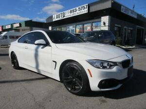 2014 BMW 4 Serie 428i xDrive (M Package+Sport Package+Navigation