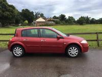 2008 Renault Megane 1,5 litre diesel 5dr 2 owners FSH
