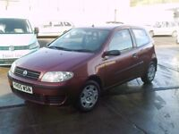 2005 FIAT PUNTO ACTIVE 1.2 8V FULL MOT, CHEAP INSURANCE