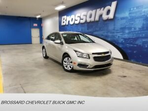 2016 CHEVROLET CRUZE LIMITED 4DR SDN LT W/1L
