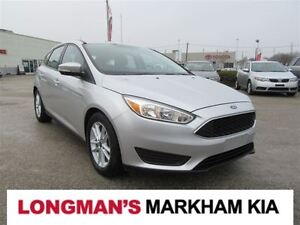 2015 Ford Focus SE Rear Camera One Owner