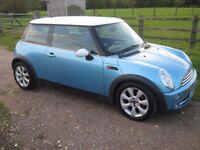 2005 Mini Cooper.New MOT.Great condition.