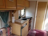 BAILEY REGENCY 472 2 BERTH CARAVAN 1999