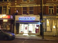 Pharmacy pre regsistration placement 2017 intake - Richmond