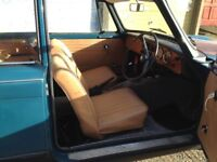 Triumph Herald 13/60 1970 ONLY 16,000 miles