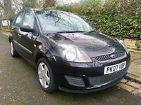 2007 Ford Fiesta Style 1.2 Reliable. 12 Months MOT. Drives Superb.