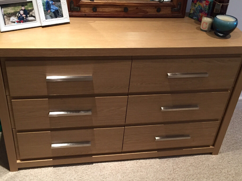 Pine Effect Bedroom Furniture Next Pine Effect 4year Old Perfect Condition Bedroom Furniture