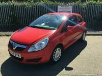 2008 57 corsa active 1.0 immaculate low mileage car