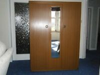 WARDROBE *** 4 ft wide *** Great condition ***