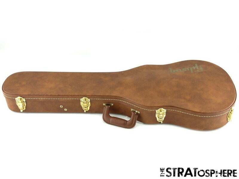 Gibson USA Memphis ES-339 Satin MOLDED HARDSHELL CASE American Brown