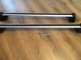 Genuine Vauxhall Insignia Roof Bars (with Allen Key)