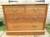 Art Nouveau Chest of Drawers