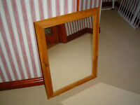 Two lovely mirrors for sale