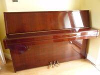 Yamaha Upright Piano Model M5J