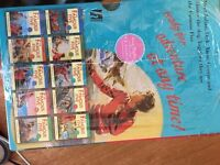 Enid Blyton FAMOUS FIVE 10 book Collection Set : NEW AND IN ORIGINAL WRAPPING