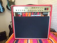 Marshall JCM200 DSL- 401 super lead valve guitar amplifier