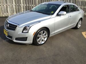 2013 Cadillac ATS Luxury, Automatic, Leather, Back Up Camera