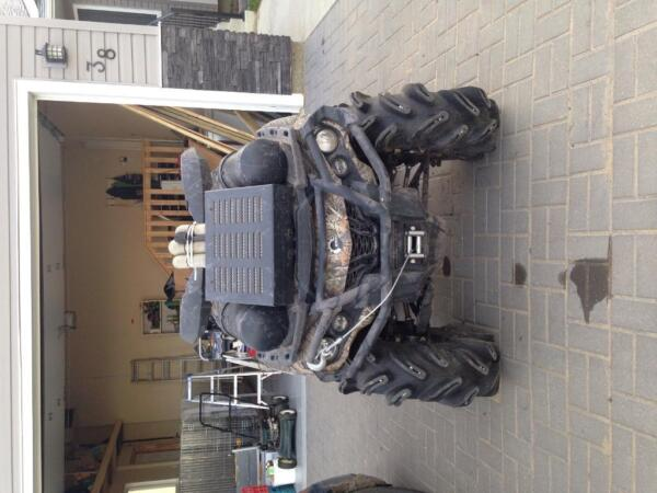 Used 2012 Can-Am 1000XT
