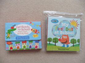 Get Ready for School Books & Activity Pack