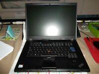 Laptop *** Lenovo ThinkPad T500 P8400 2.26GHz 4 GB RAM 320 GB HDD