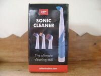 SONIC CLEANER ULTIMATE CLEANING TOOL more than 1 available cotton traders