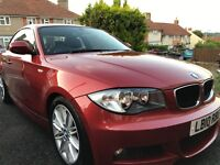 BMW 1 Series 118D M Sports 2dr Coupe Diesel Manual 2.0