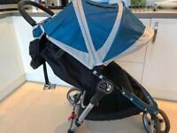 Baby Jogger city mini pushchair / stroller